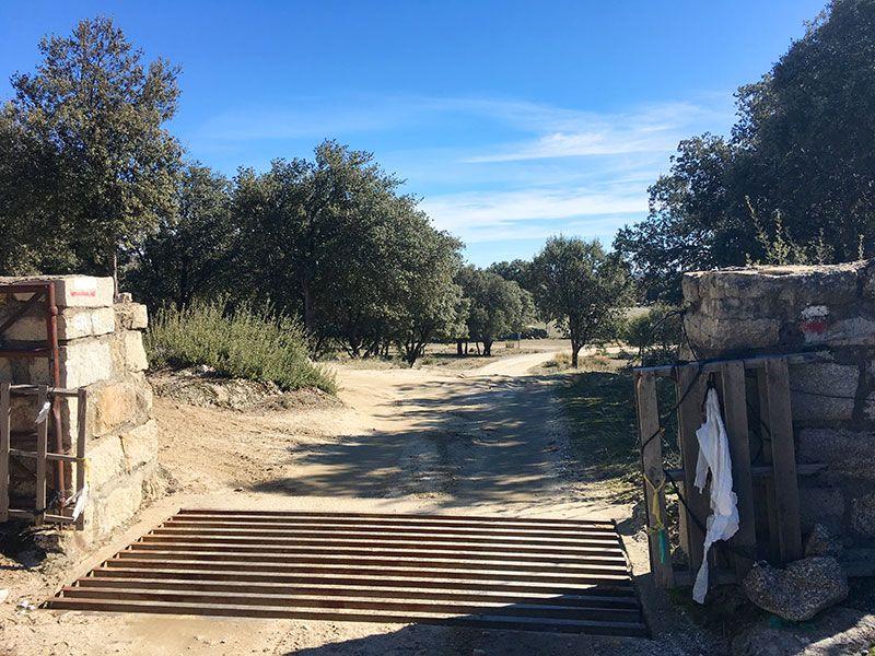 Ruta de senderismo Usos y Oficios Tradicionales - La Cabrera - Madrid - Puerta