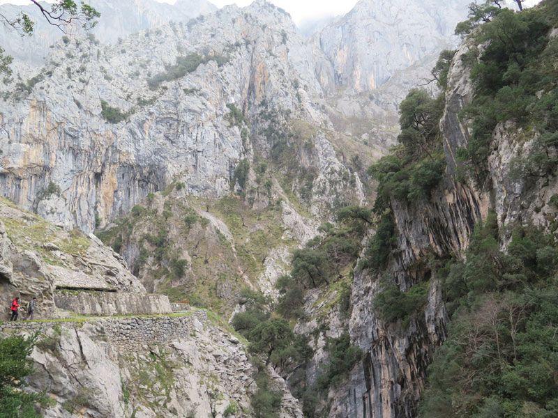 Montañas de los Picos de Europa - Ruta del Cares