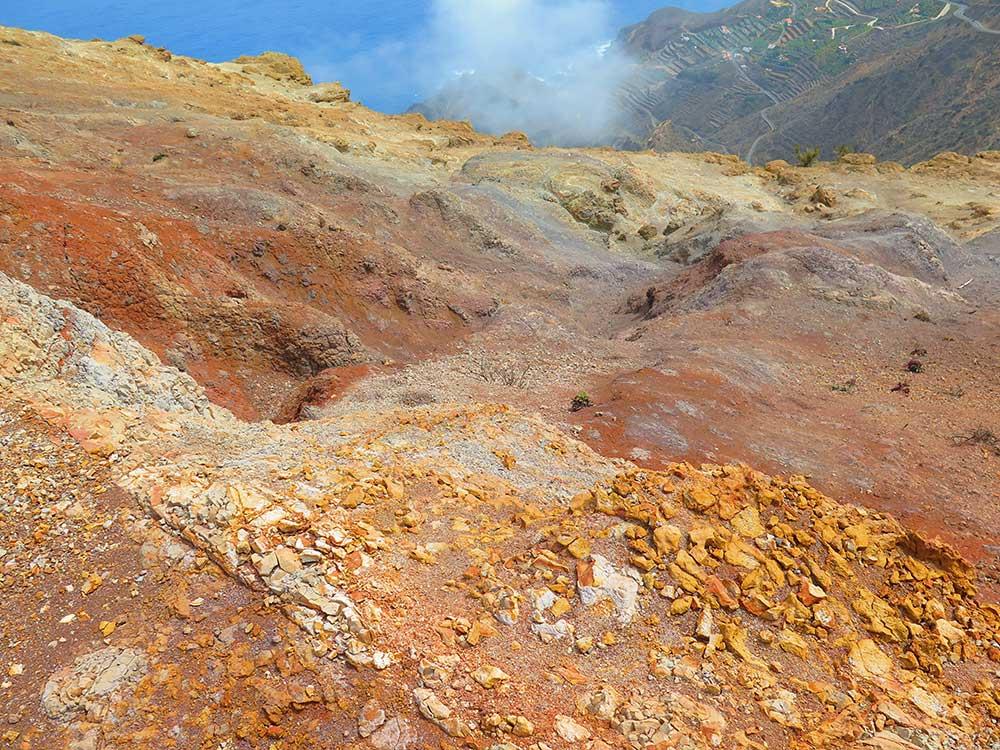 Ruta de senderismo El Cepo La Gomera