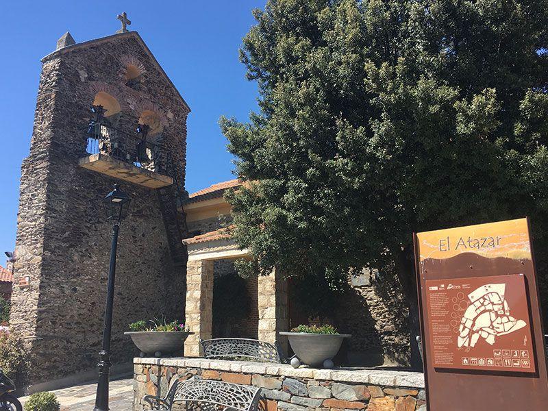 Rutas y pueblos del Embalse del Atazar - Iglesia de la Villa de El Atazar