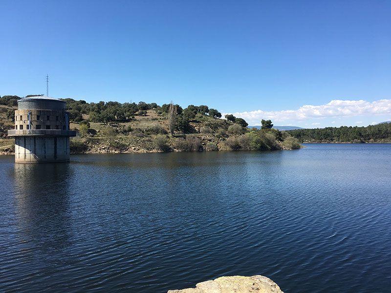 Rutas y pueblos del Embalse del Atazar - Presa el Villar
