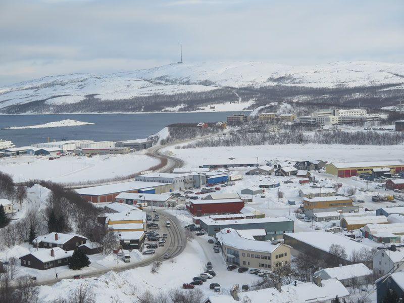 Safari de cangrejo real en Noruega - Kirkenes