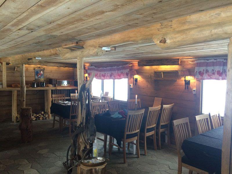 Safari de cangrejo real en Noruega - Restaurante