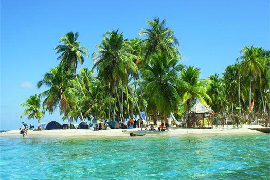 San Blas en Panamá