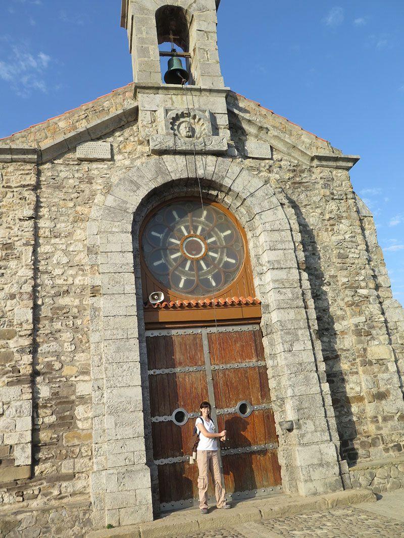 San Juan de Gaztelugatxe - Momento campana