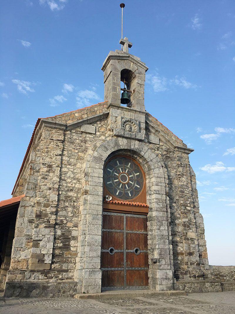 San Juan de Gaztelugatxe - Ermita