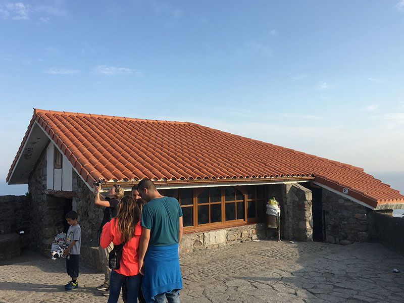 San Juan de Gaztelugatxe - Refugio