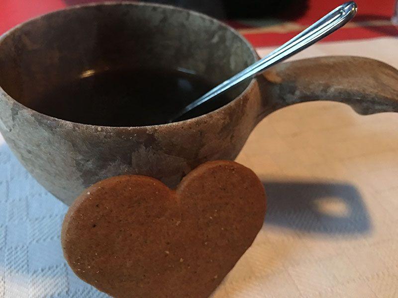 Un día inmersas en Laponia Finlandesa - Café en cuenco Lappish