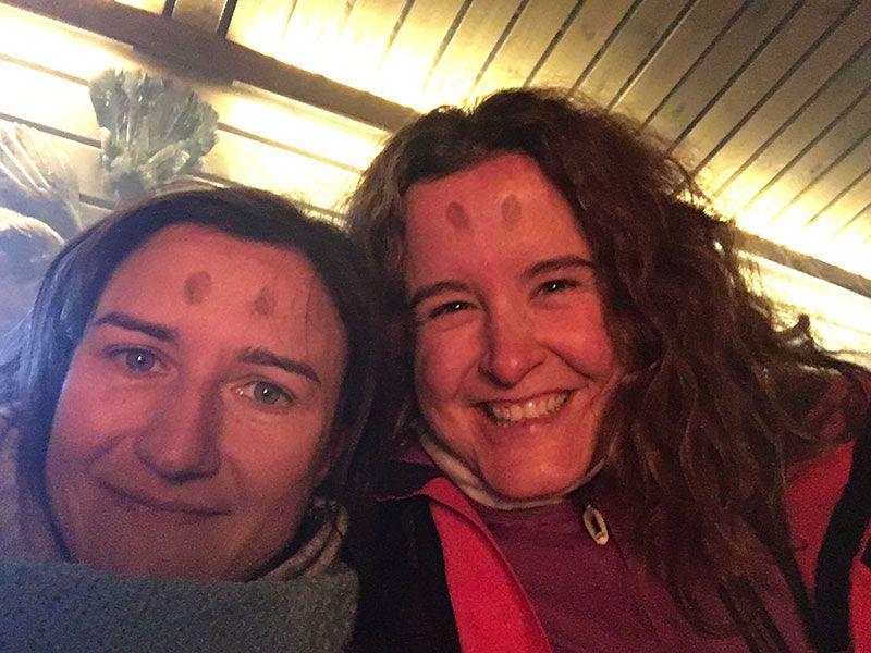 Un día inmersas en Laponia Finlandesa - Eli y Mar sin estrés