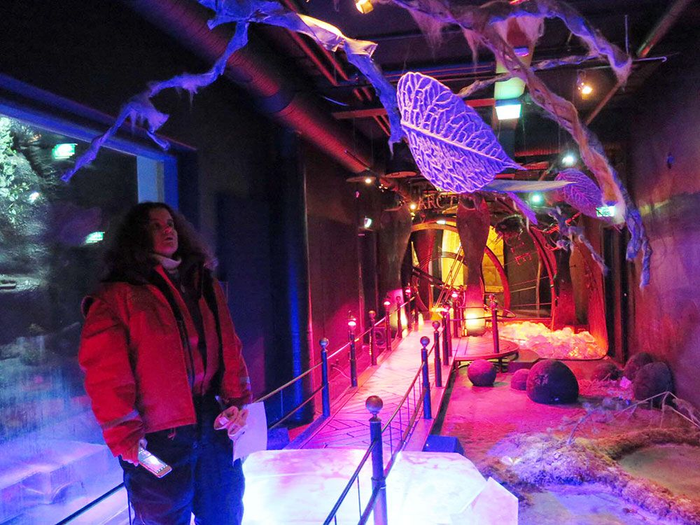 Santa Claus Village - Rovaniemi - Decoración del interior
