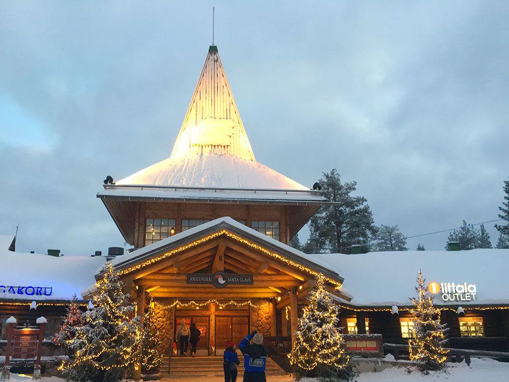 Santa Claus Village - Rovaniemi - Edificio