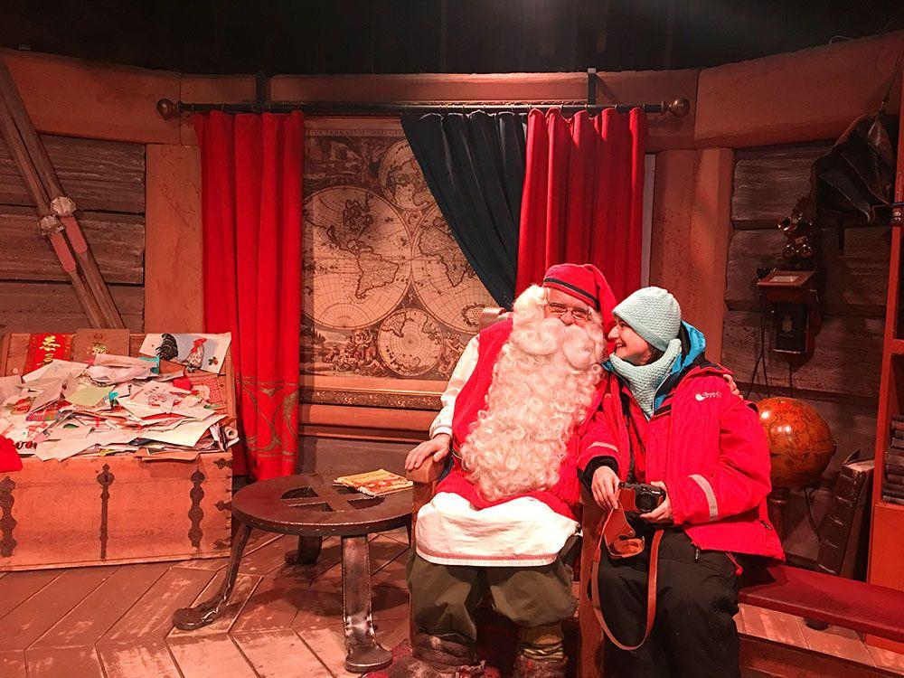 Santa Claus Village - Rovaniemi - Mar