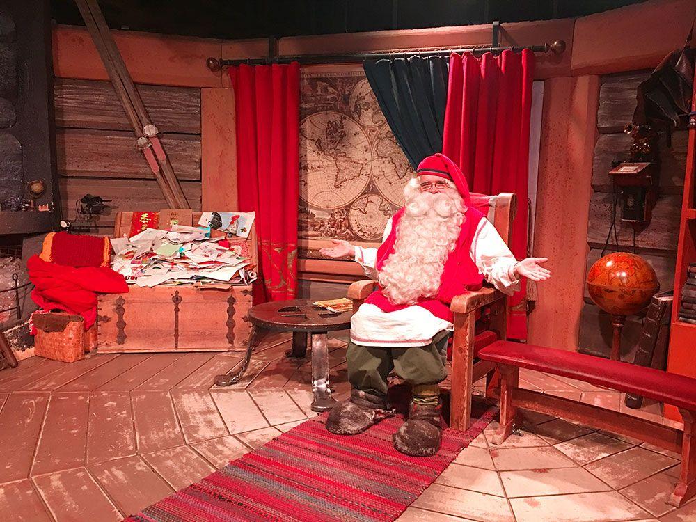 Santa Claus Village - Rovaniemi - Papá Noel
