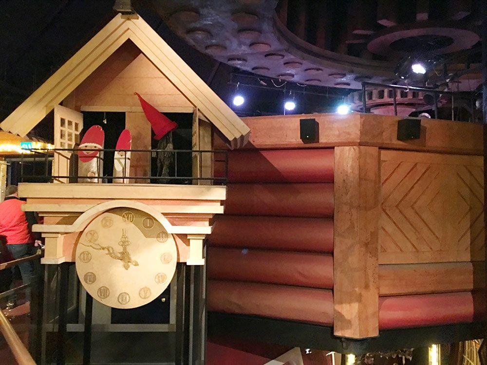 Santa Claus Village - Rovaniemi - Reloj de cuco