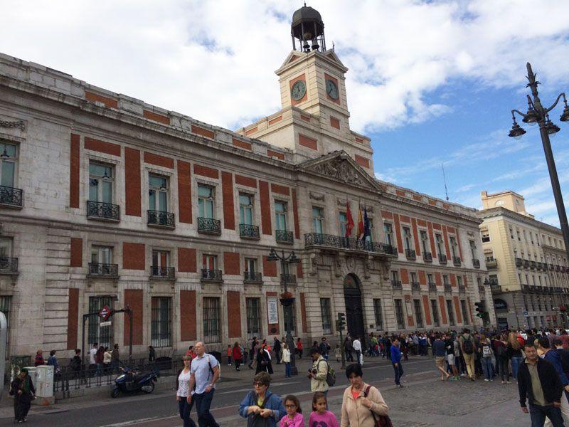 Segway Madrid - Puerta del Sol
