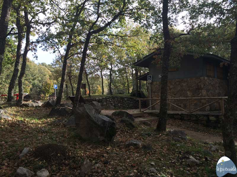 Senderismo por el Lago de Sanabria - Camping del Folgoso
