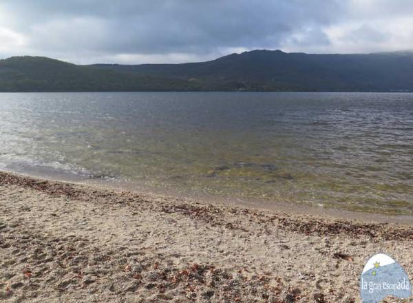Playa del Folgoso del Lago de Sanabria