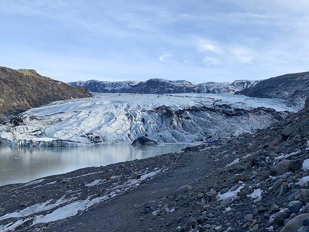 Senderismo por glaciares en Islandia - Sólheimajökull