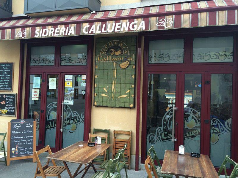 Sidrería Calluenga - Arenas de Cabrales