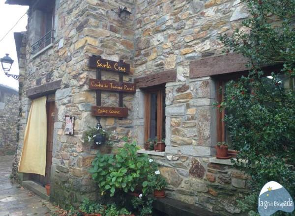 Centro de Turismo Rural de Santa Cruz de los Cuérragos