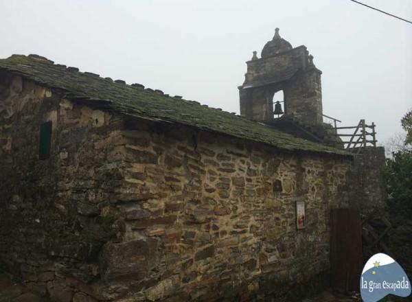 Iglesia de Santa Cruz de los Cuérragos
