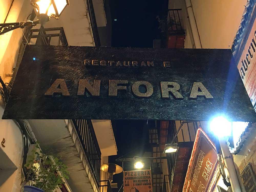 Taberna El Anfora