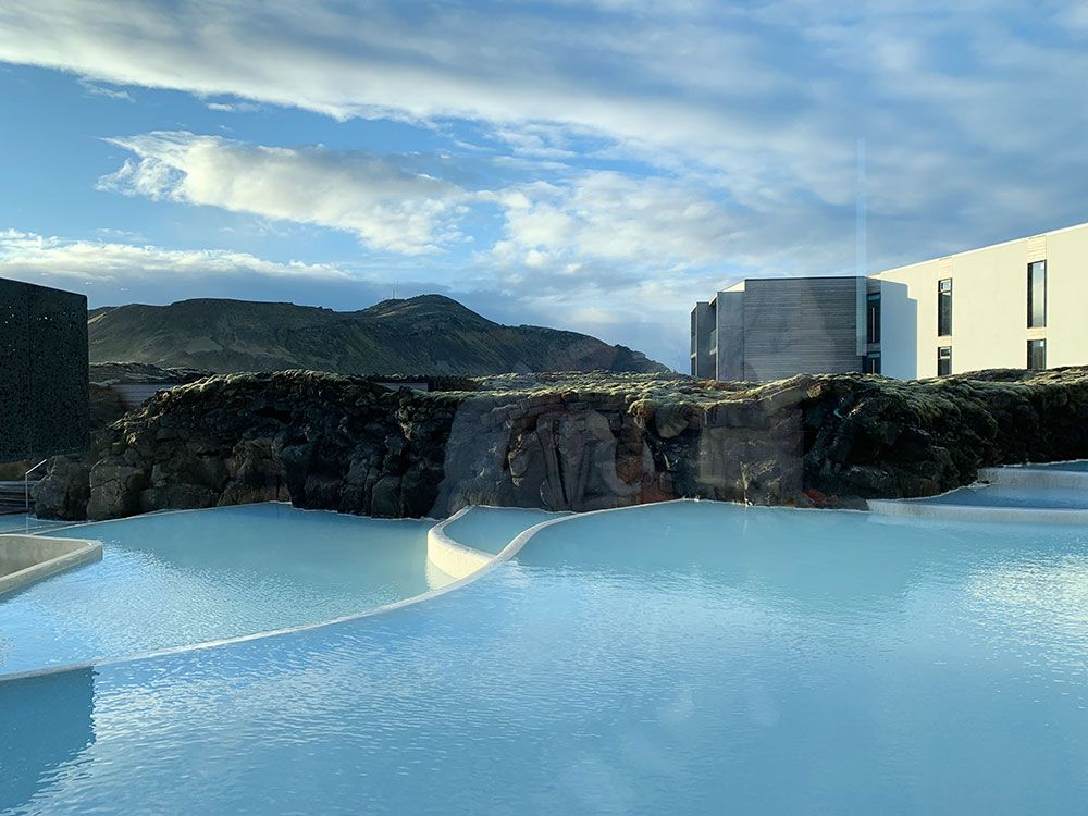 The Retreat Hotel - Blue Lagoon - Islandia - Laguna privada