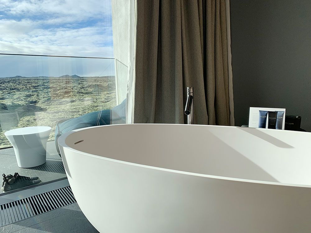 The Retreat Hotel - Blue Lagoon - Islandia - Bañera