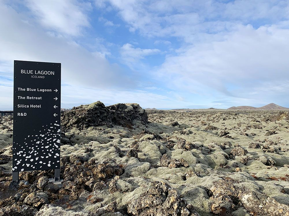The Retreat - Blue Lagoon - Islandia - Indicaciones