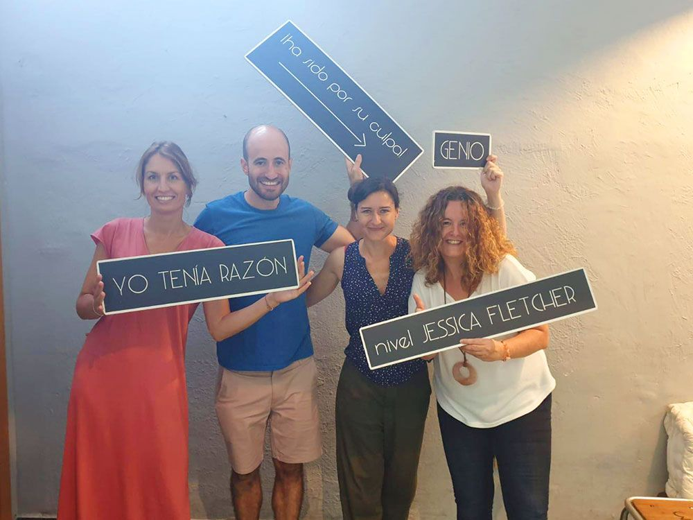 The Rombo Code - Escape Room - Tras el espejo