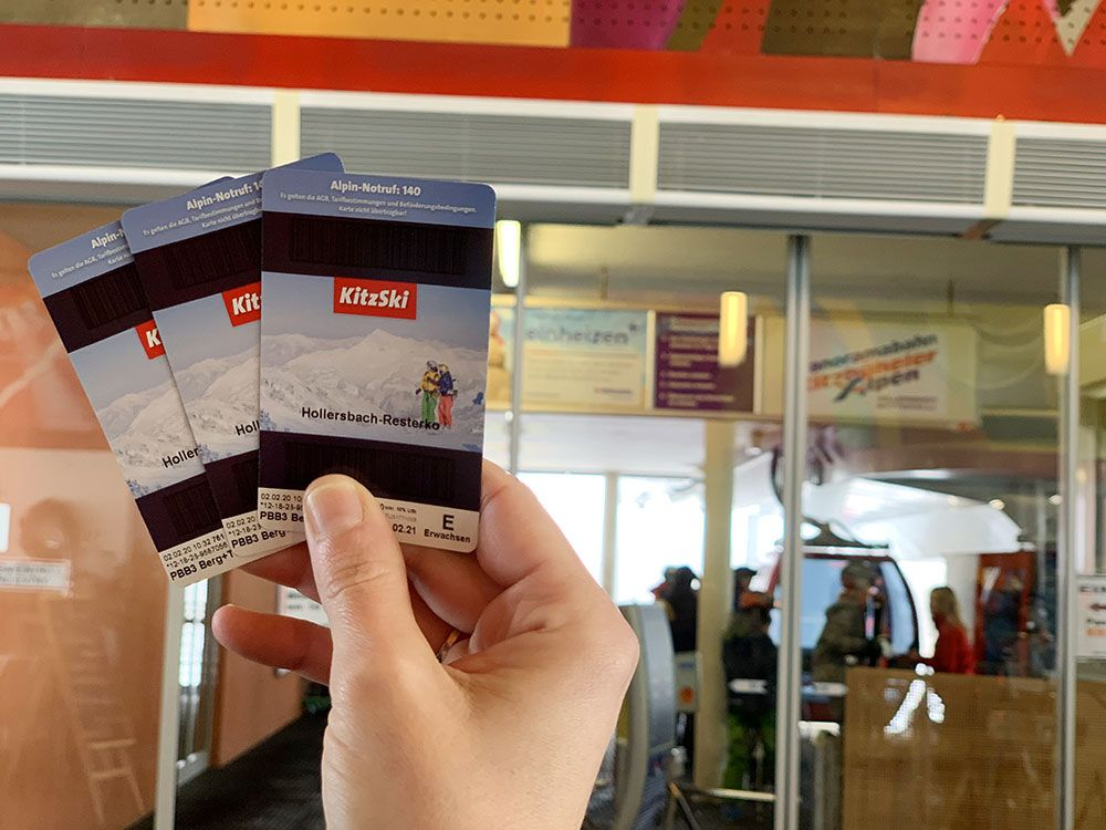 Tickets Panoramabahn