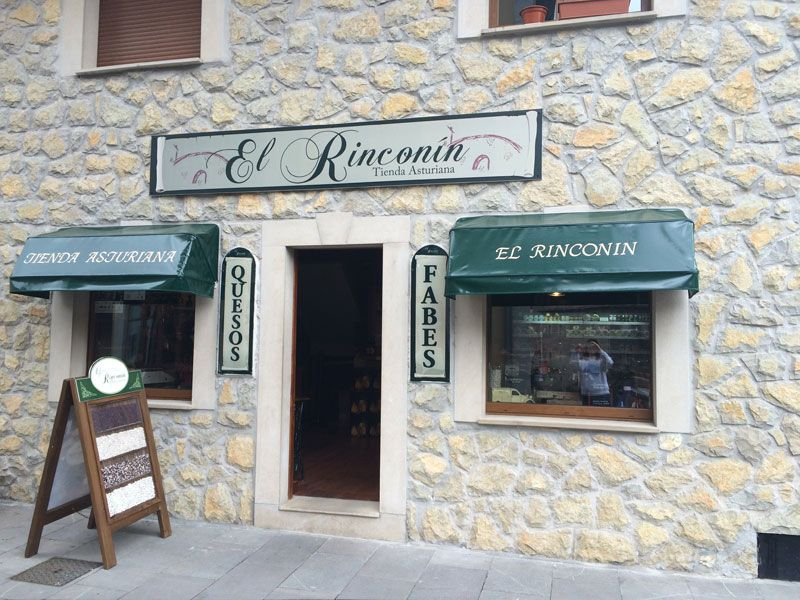 asturianos El Rinconcito - Arenas de Cabrales