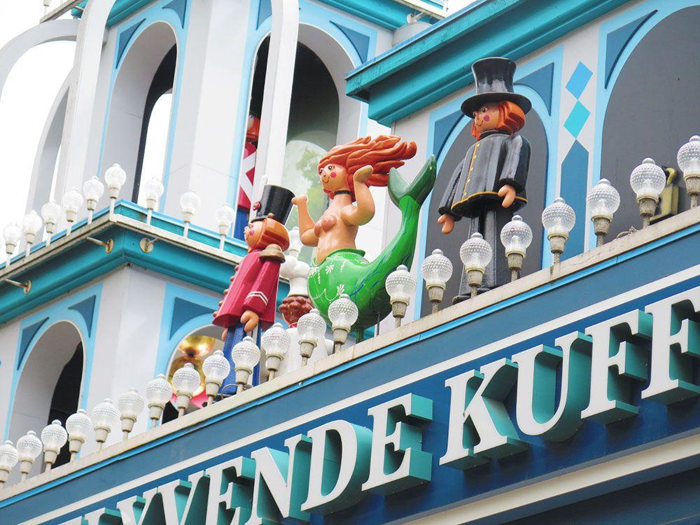 Parque de Atracciones Tivoli - Copenhague - Hans Christian Andersen