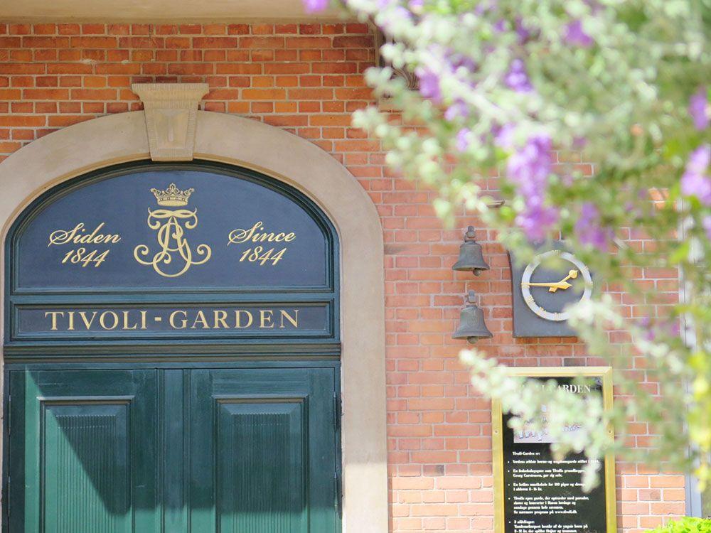 Parque de Atracciones Tivoli - Copenhague - Tivoli Garden