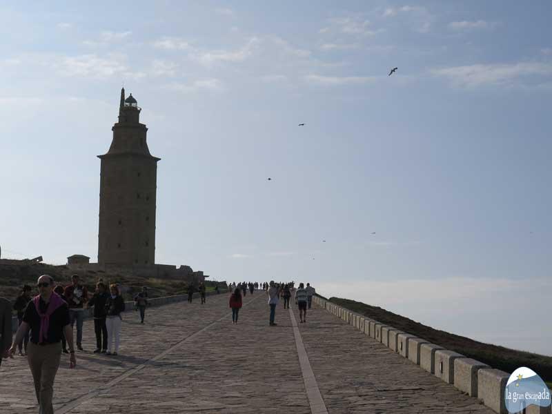 Torre Hércules A Coruña