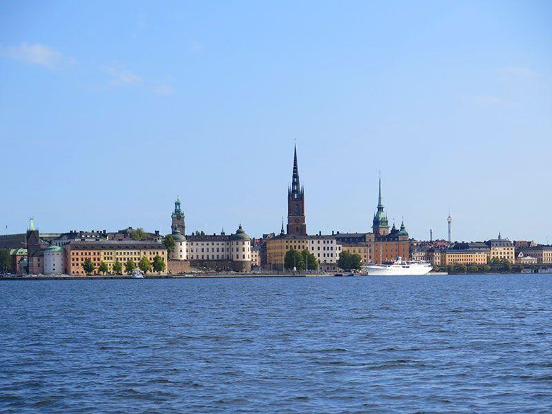 Tour en barco por el Archipiélago de Estocolmo - Gamla Stan