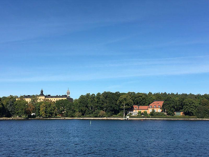 Tour en barco por el Archipiélago de Estocolmo - Paisajes