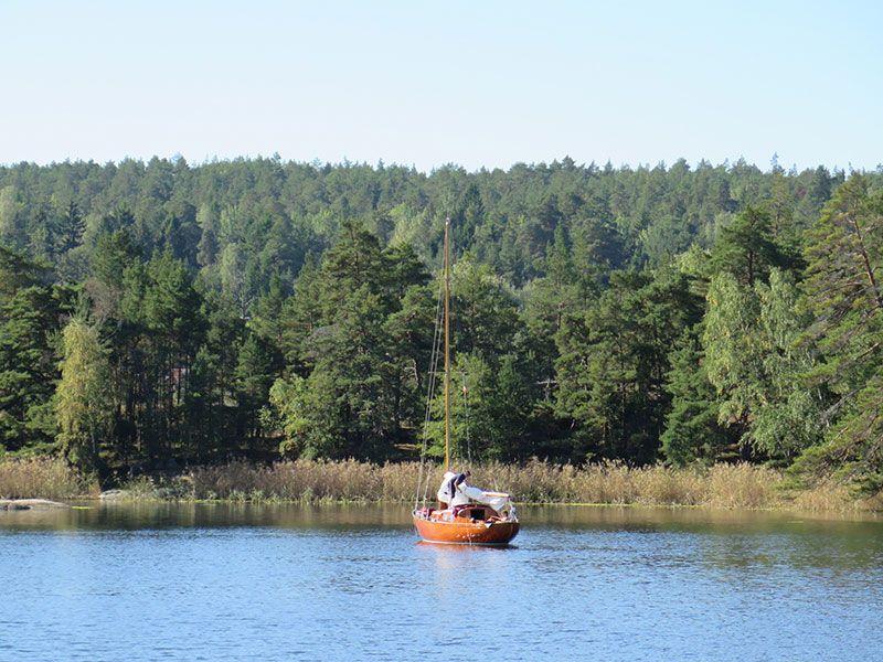Tour en barco por el Archipiélago de Estocolmo -