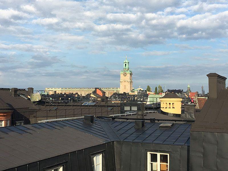 Tour por los tejados de Estocolmo - Palacio Real