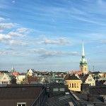 Tour por los tejados de Estocolmo -