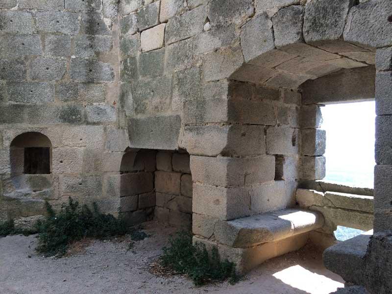 Resultado de imagen de castillo de trevejo