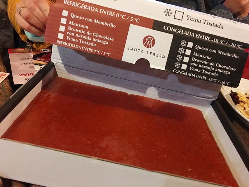V #TuitQuedadaMicologica - Navaluenga - Ávila - Tarta de quso de Santa Teresa