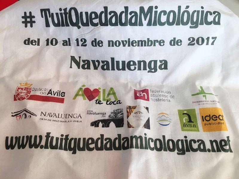 V #TuitQuedadaMicologica - Navaluenga - Ávila - Del 10 al 12 de noviembre