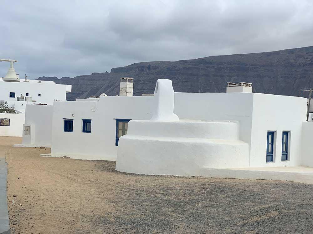 Casas en Caleta de Sebo