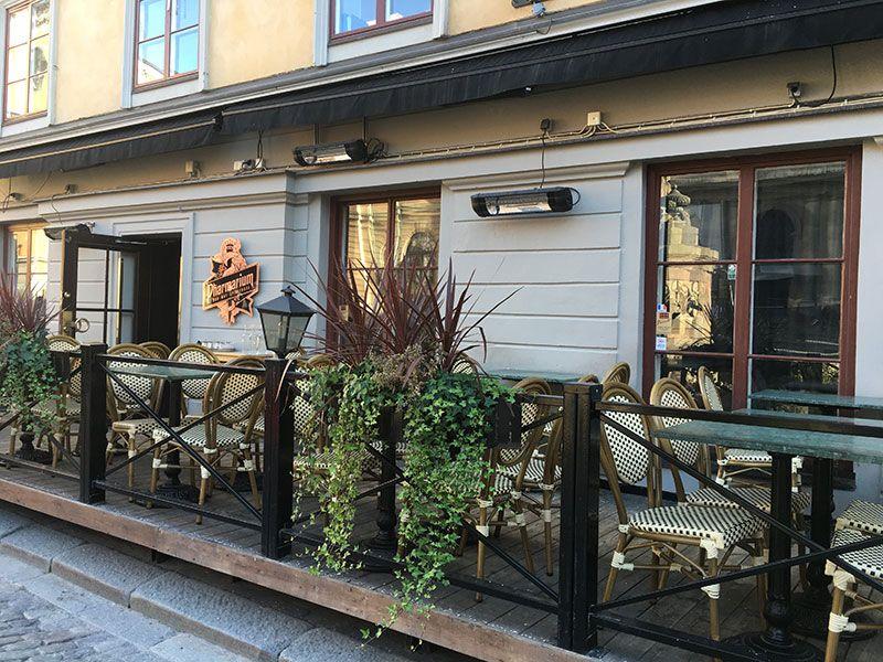 Un paseo por Gamla Stan - Estocolmo - Bar Pharmarium