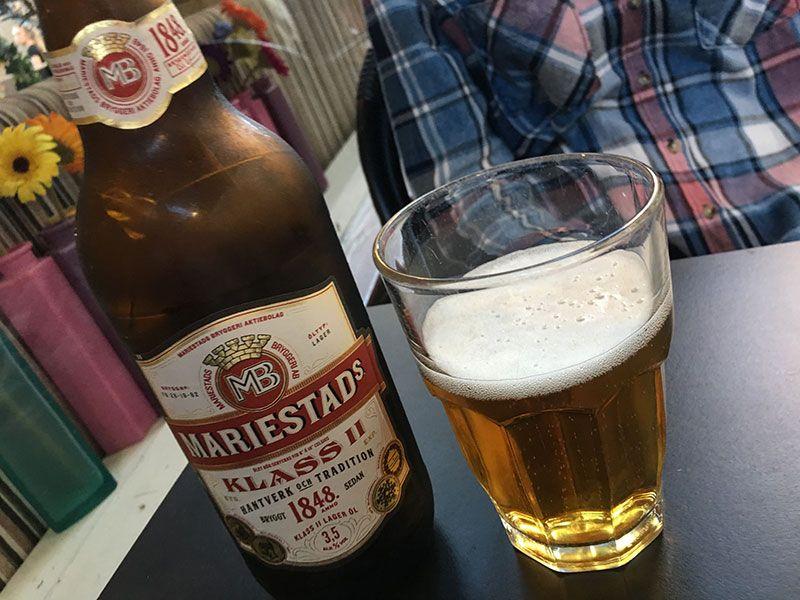 Un paseo por Gamla Stan - Estocolmo - Cerveza sueca