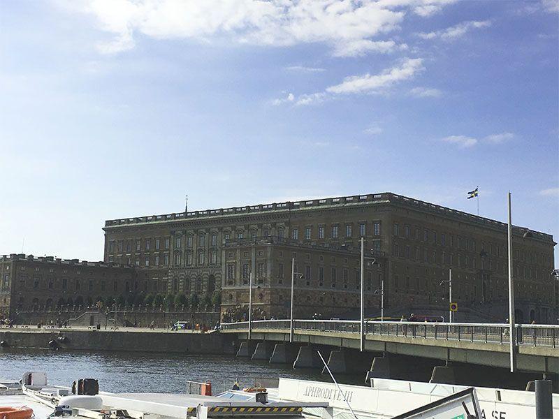 Un paseo por Gamla Stan - Estocolmo - Palacio Real