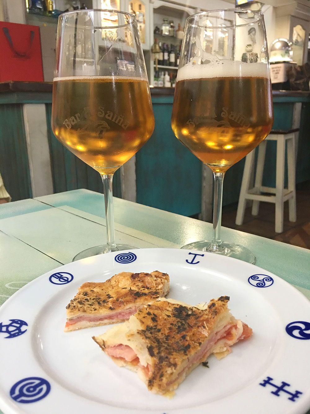 Valdoviño - Restaurante A Saiña - Cerves