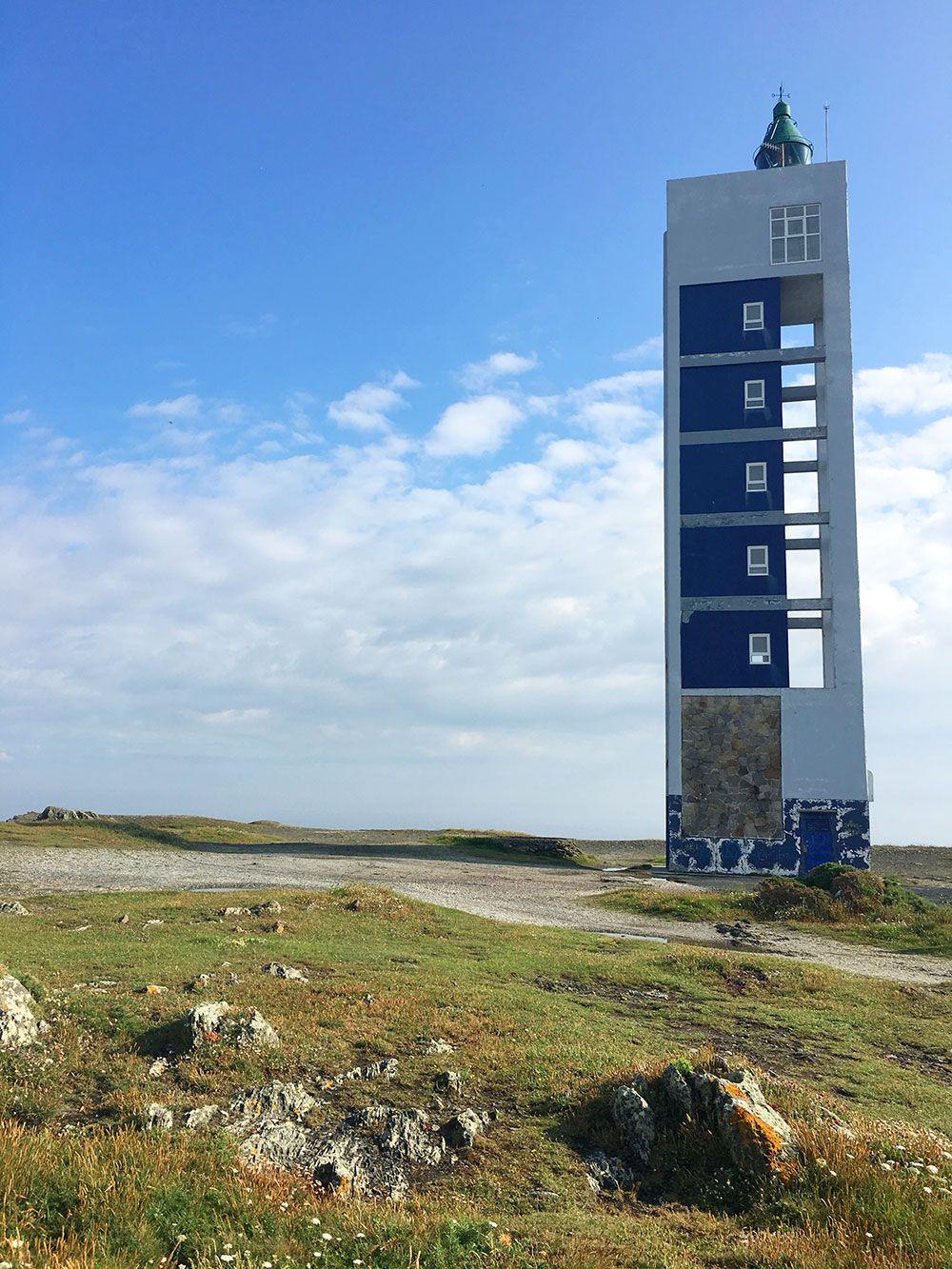 Valdoviño - A Coruña - Faro da Frouxeira