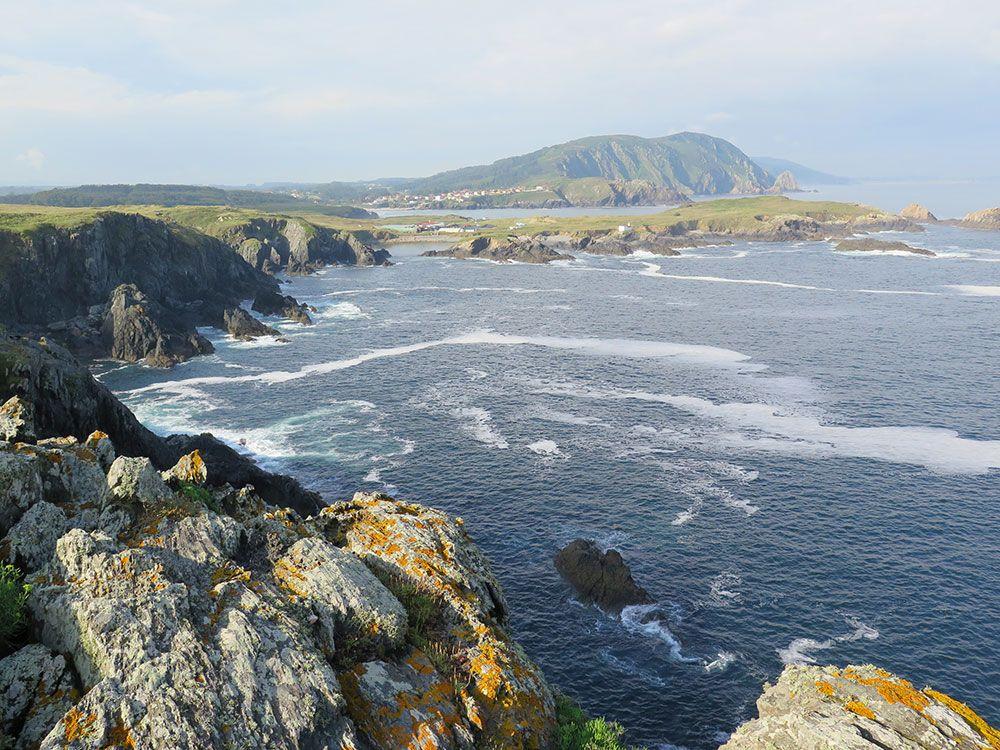 Valdoviño - A Coruña - Faro da Frouxeira - Vistas